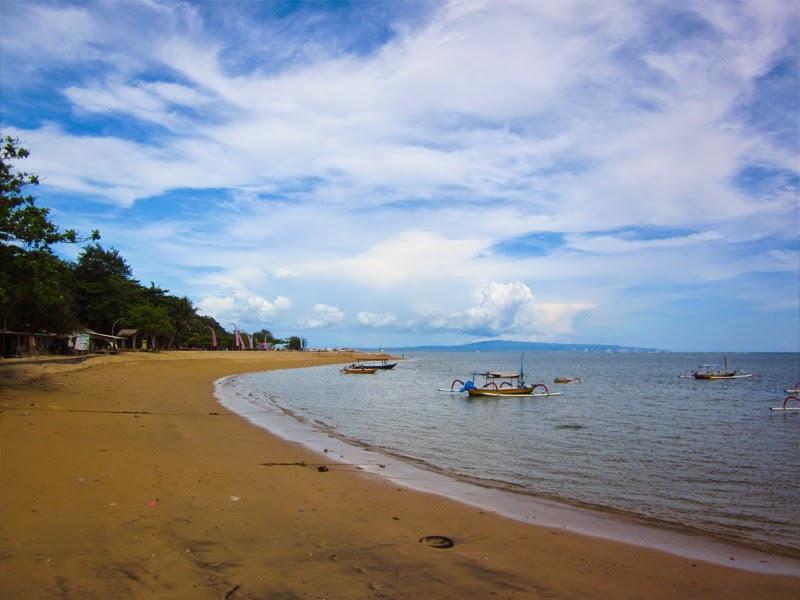 Tempat Wisata Pantai Mertasari Sanur