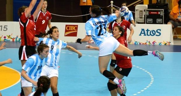 argentina handball femenino