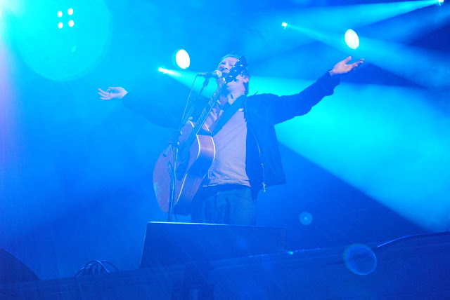 Mundaka, Mundaka Festival, Mundaka Festival 2017, Ocean Colour Scene, Simon Fowler