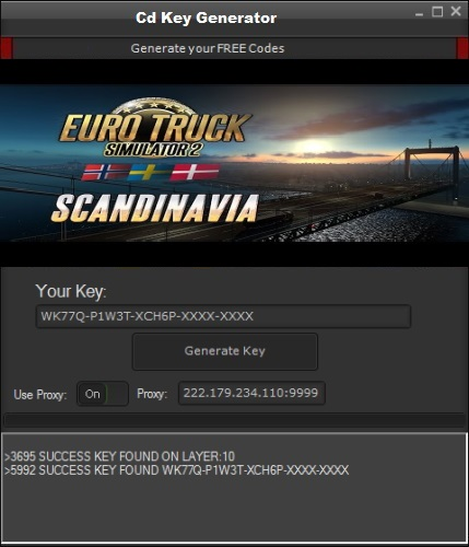 Ets2 scandinavia key generator free download | Ets2 Key