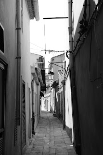 Saint-Tropez, Ruelle