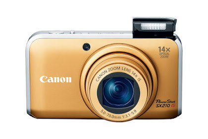 Canon PowerShot SX210 IS Driver Download Windows, Mac