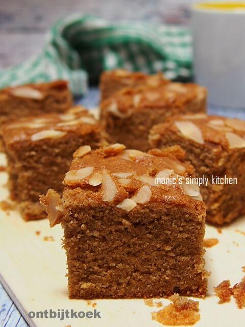 resep ontbijtkoek versi butter cake