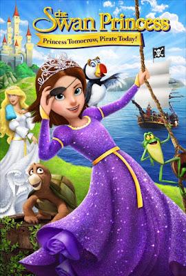 The Swan Princess: Princess Tomorrow, Pirate Today! [Latino]