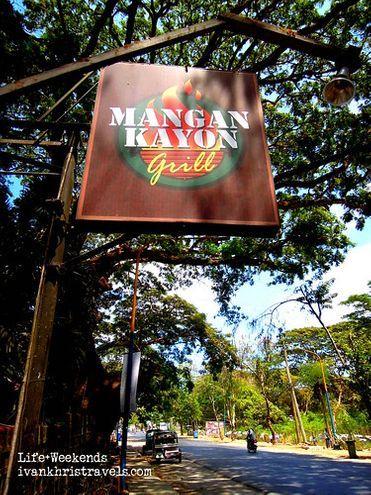 Mangan Kayon restaurant in Puerto Princesa City