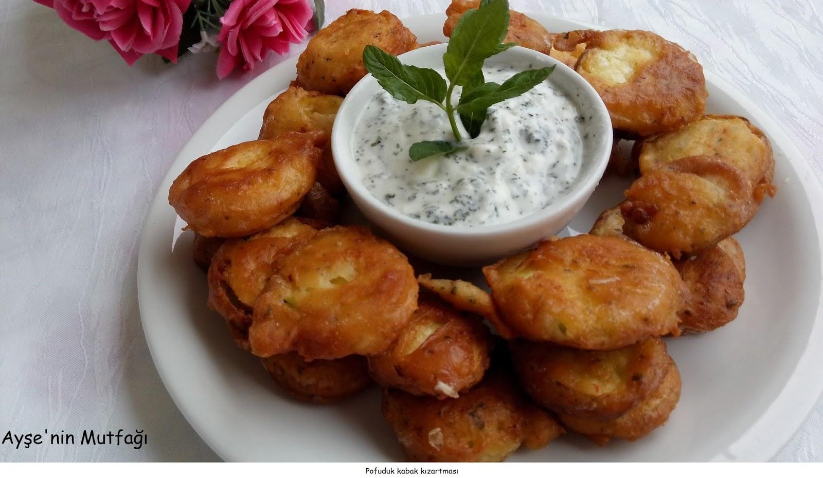 Değişik Patlıcan Kızartması Tarifi – Meze Tarifleri