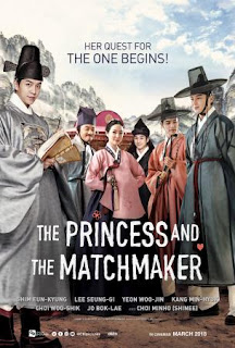 Film The Princess and the Matchmaker 2018
