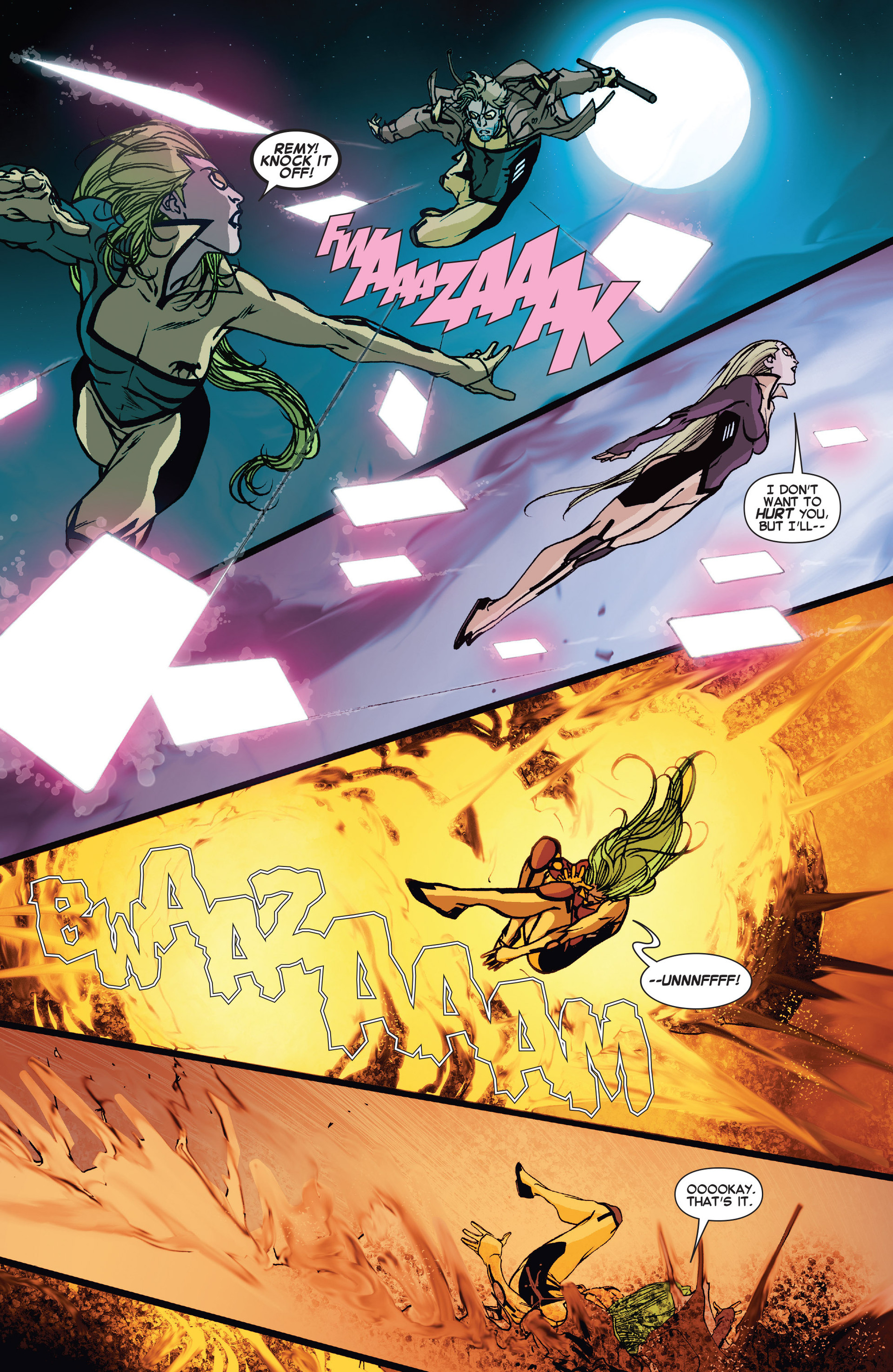 Read online All-New X-Factor comic -  Issue #15 - 15