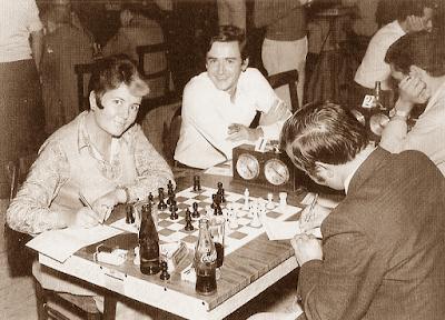 Pepita Ferrer en el Campeonato de España por equipos de 1971