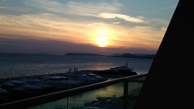 Split Croatie été 2017 vacances bons plans sunset coucher de soleil