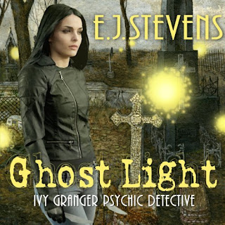 Ghost Light Ivy Granger Psychic Detective Award Winning Urban Fantasy Audiobook by E.J. Stevens