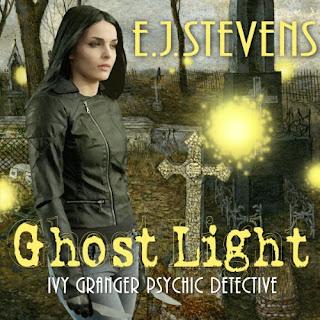 Ghost Light Ivy Granger Psychic Detective Award Winning Urban Fantasy Audiobook by E.J. Stevens