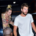 Miley Cyrus sigue comprometida con Liam Hemsworth