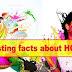 होली मनाने का कारण facts about holi in hindi