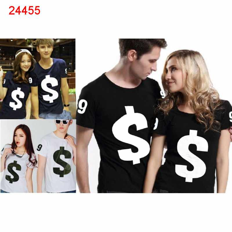 Jual Baju Couple Dollar - 24455