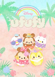 Line 迪士尼ufufy(夏季篇)免費主題