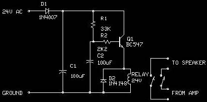 Magnificent Automatic Blown Fuse Indicator Circuit Diary Basic Electronics Wiring 101 Akebretraxxcnl