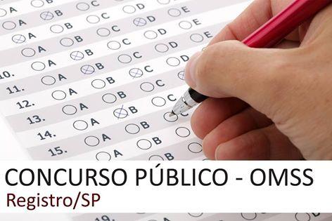 PREVIDÊNCIA MUNICIPAL DE REGISTRO-SP RECEBE INSCRIÇÕES PARA CONCURSO PÚBLICO
