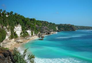 Tempat Wisata Di Bali - Pantai Dreamland