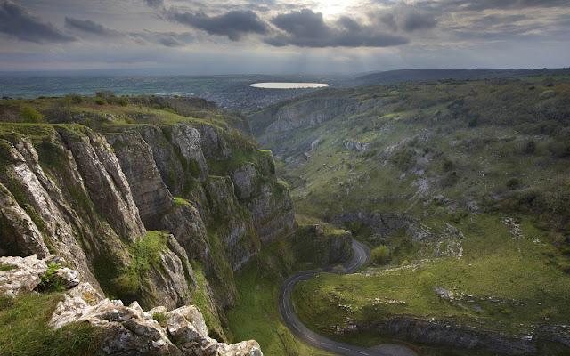 Cheddar Gorge, Somerset images