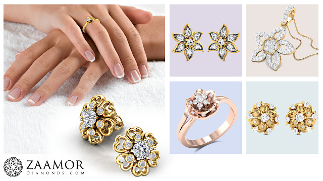 Diamond Jewelry - Zaamor Diamonds