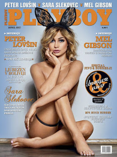Playboy Eslovenia - Abril 2017 PDF Digital