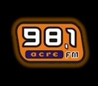 Rádio Acre FM de Rio Branco AC ao vivo