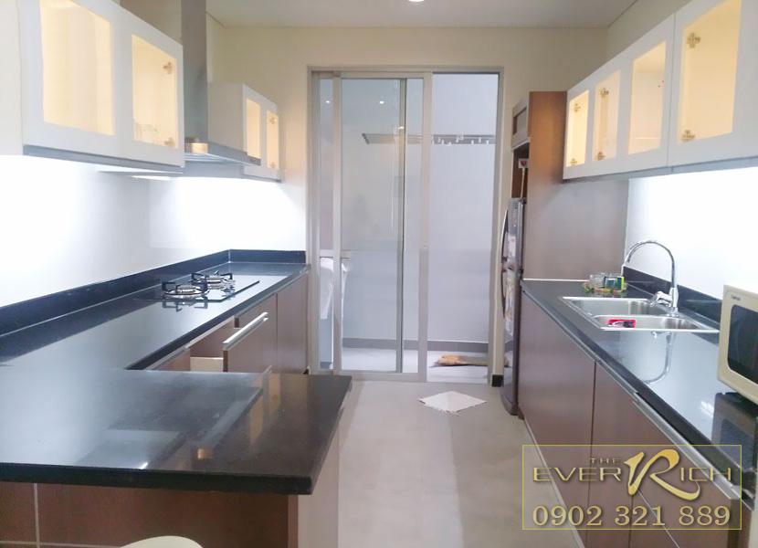 bán căn hộ everich 1 quận 11 - không gian bếp