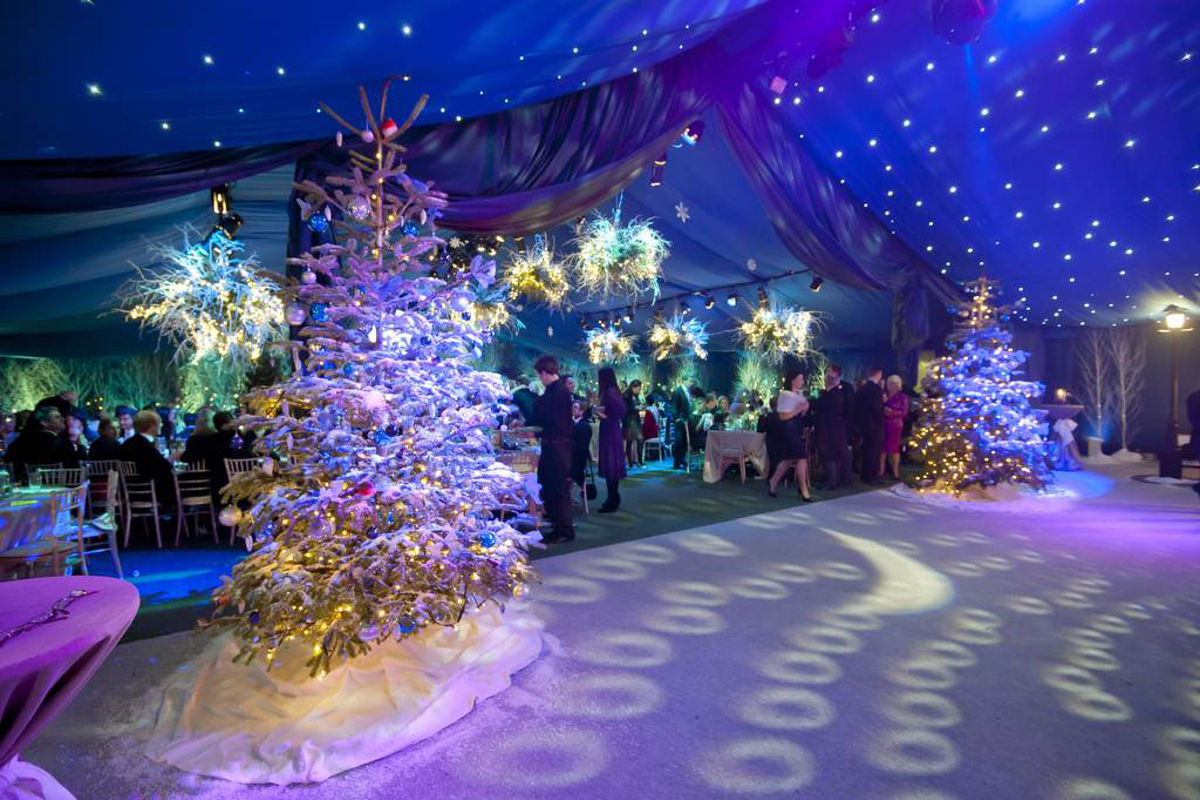 Main Event Marquees: Top Reasons Why Christmas Marquee Hire