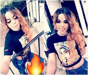 """My Darling Omo I Enjoyed my S3x Tonight o"" – Bobrisky announces to followers"
