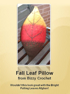 http://bizzycrochet.blogspot.ca/2007/11/crochet-felted-fall-leaf-pillow.html