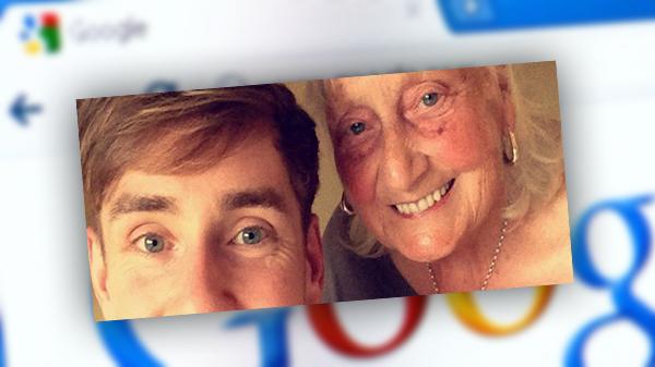 ما الذي قامت به هذه الجدة البريطانية في محرك البحت جوجل ، لتصبح شهيرة على تويتر هذا الاسبوع !