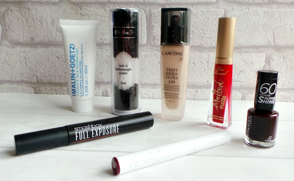 october beauty favourites