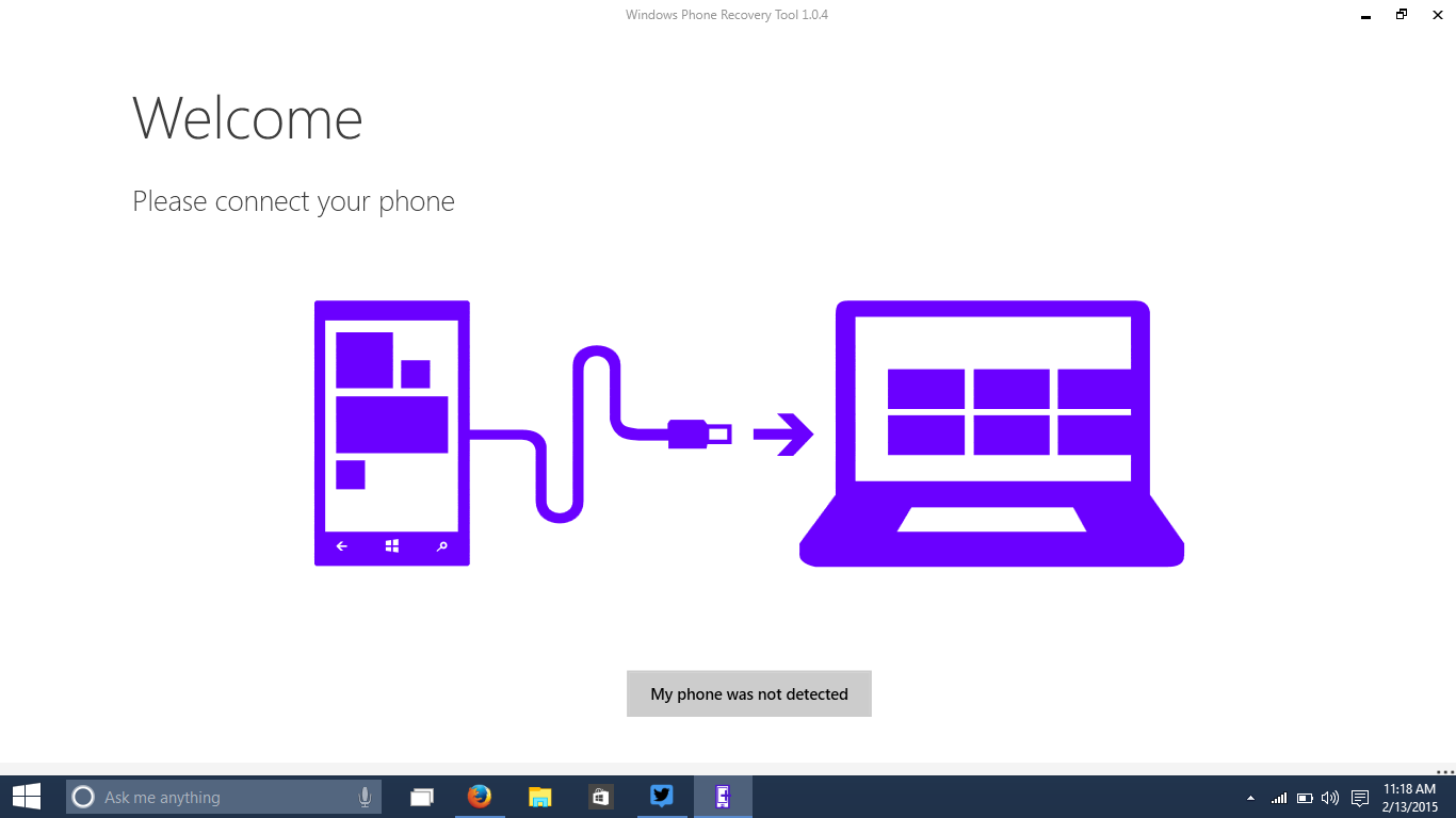 How to Downgrade Windows 10 to 8.1 in Lumia