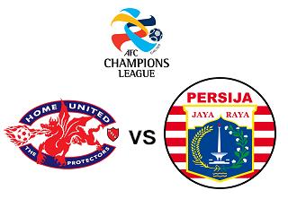 Home United FC vs. Persija Jakarta