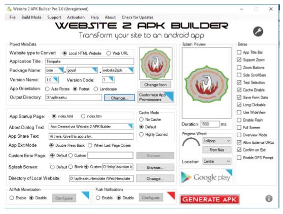 Tutorial Pembuatan Aplikasi Android dengan Powerpoint