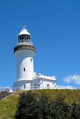 Le phare de Byron Bay en Australie