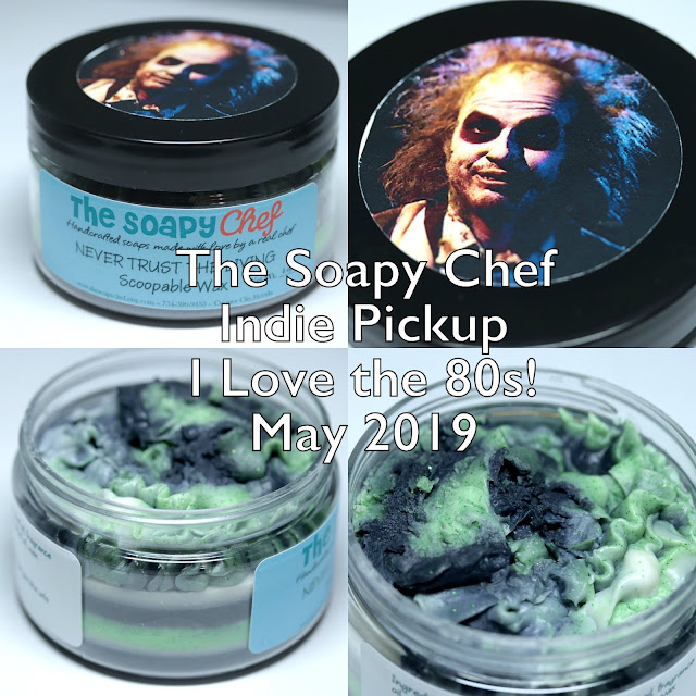 The Soapy Chef Indie Pickup I Love the 80s! May 2019