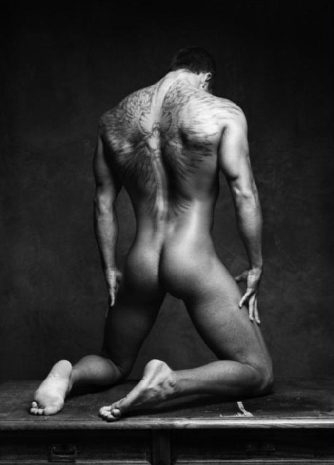 Эротика голые мужики #12