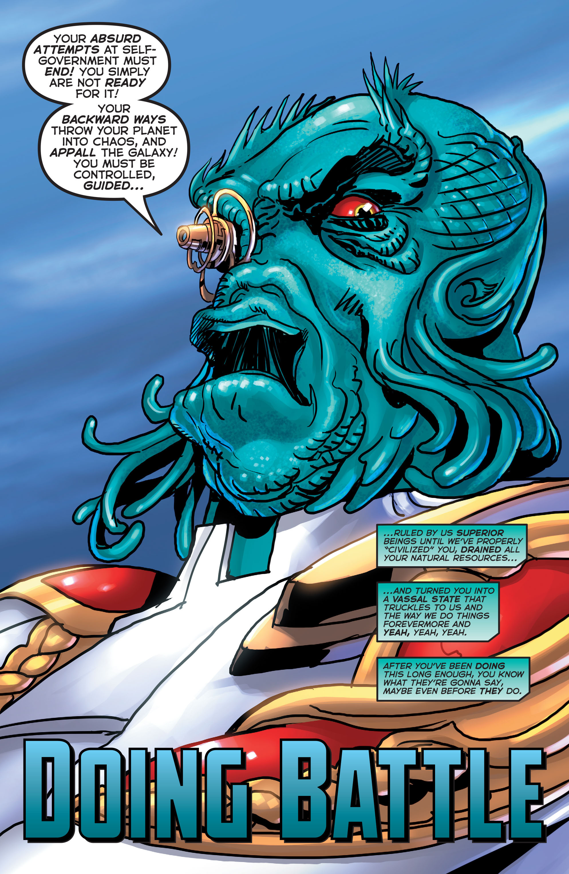 Read online Astro City comic -  Issue #20 - 2