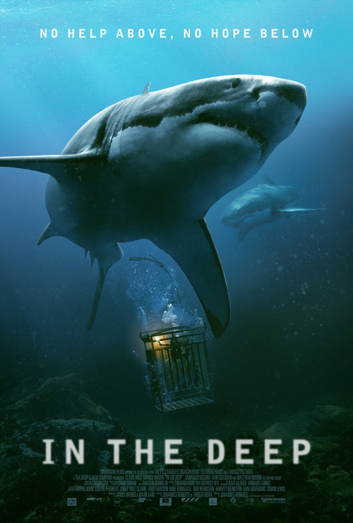 Póster: In the deep