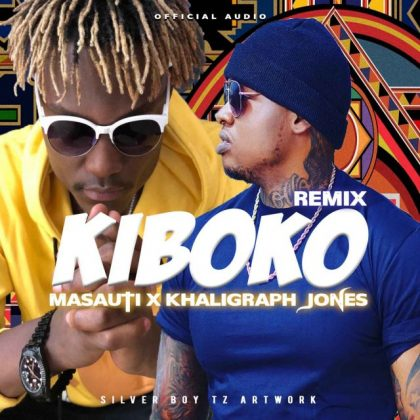 Download Audio | Masauti x Khaligraph Jones - Kiboko Remix