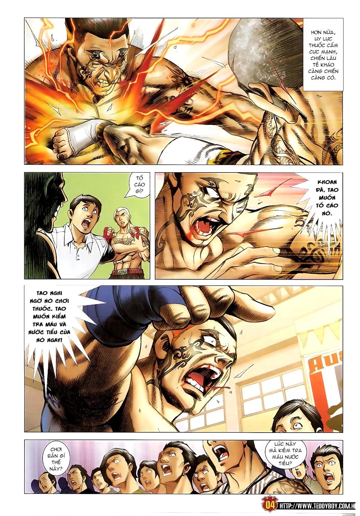 Người Trong Giang Hồ - Chapter 1416: Thắng thua khó đoán - Pic 3