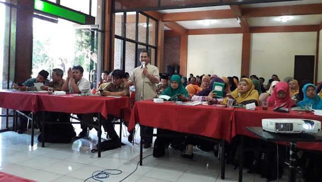 Peran Keluarga Dalam Gerakan Literasi Sekolah Bidang Studi Agama Islam