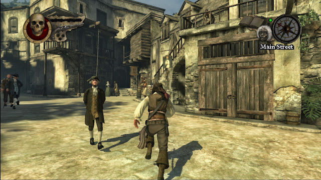 Pirates of the Caribbean: At World's End Screenshot-1
