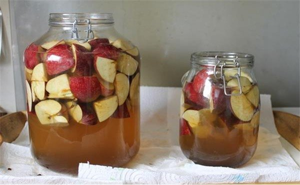Prepare The Best Apple Cider Vinegar At Home