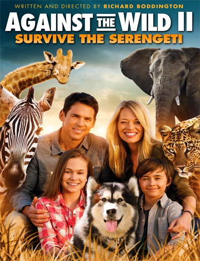 Ver Against the Wild 2: Survive the Serengeti (2016) Online