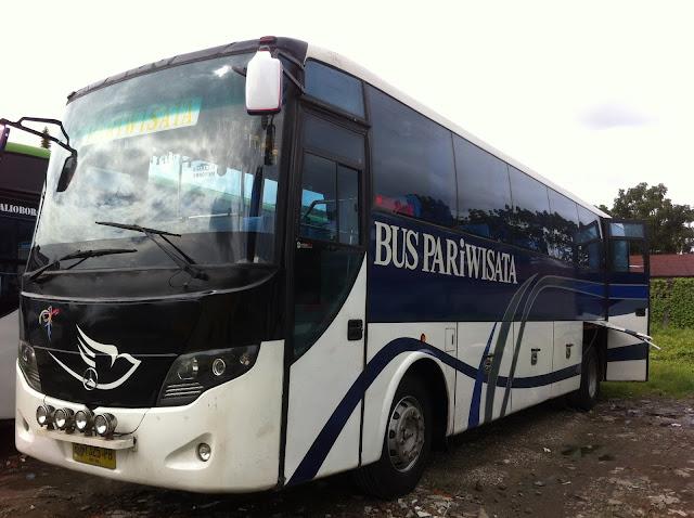 Rent Bus Pariwisata di Medan