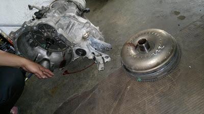 gearbox problem