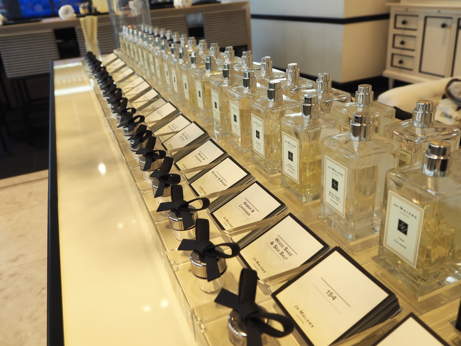 Falling in love with Jo Malone